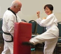 ADULT/ SENIORS Daytime Taekwondo / Self-Defense