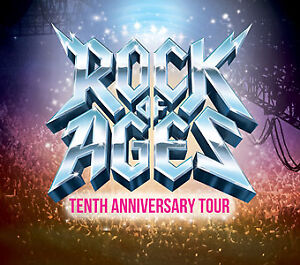 Rock of Ages Casino Rama March 23rd Premium F4 floor seats