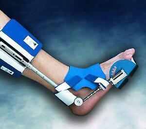 Dynasplint Ankle plantar- and dorsi-flexion braces