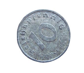 Münzen der Alliierten-Besatzung - besondere Zahlungsmittel nach dem Krieg
