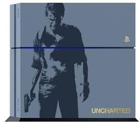 PS4 Uncharted 4 LIMITED EDITION CONSOLE