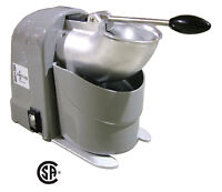 Commercial Kitchen Ice Shaver / Crusher