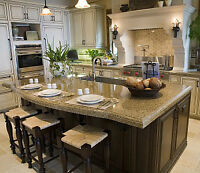 Quartz - Granite - Marble Countertops on Sale! Call today