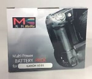 Meike Multi Power Battery Pack Grip For Canon 5D3S Camera