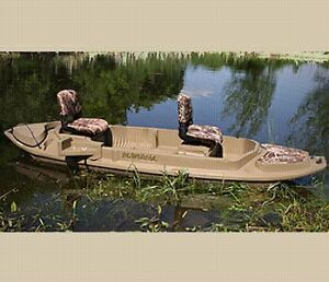 Stealth 2000 Hunting/Fishing Boat