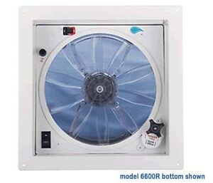 fantastic fan tastic vent 6600r417 12 volt fan thermostat. Black Bedroom Furniture Sets. Home Design Ideas