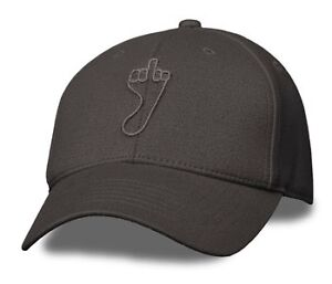 Fut-U black coloured unisex hats adjustable size Brand new
