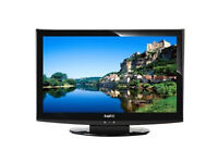 sanyo 24inch lcd tv with built inn freeview