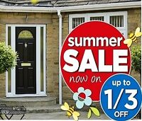 ☀ ENTRANCE DOORS ☀ SUMMER SALE ☀ SAVE 1/3 RD OFF NOW ☀