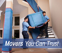 Movers you can trust - Call 226-224-6060