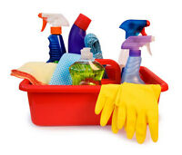 House Cleaning Lady Available For Galt, Preston and Hespeler