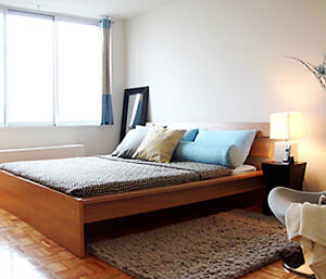 BRIGHT & BEAUTIFUL 3 BEDROOM- DOWNTOWN HALIFAX !