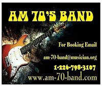 """AM 70""""S BAND"""