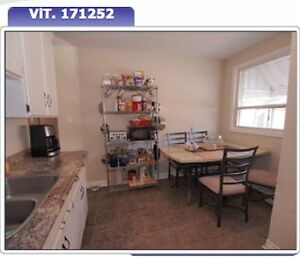 Renovated Unit w. Central Air, backyard, parking and laundry!