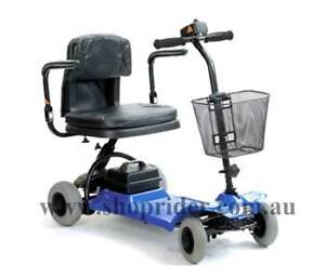 shoprider gekko 4 mobility scooter/gopher in as new conditon. Huntingdale Gosnells Area Preview
