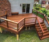 Red Seal Carpenter - Fences, Decks, Sheds & More!
