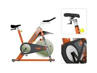 Pulse commercial spin bikes 8 months old - 26 available