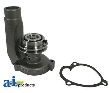 John Deere Parts Water Pump Ar1194r 8302 Cyl. 2 Cylinder Diesel 8202 Cyl.