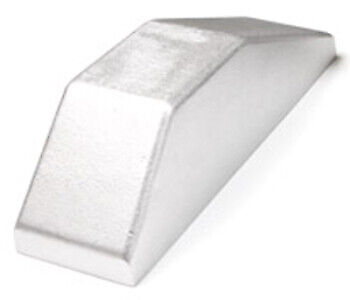 """Blanked Cast End Tank For Welded Application 12"""" X 4"""" (1 Piece)"""