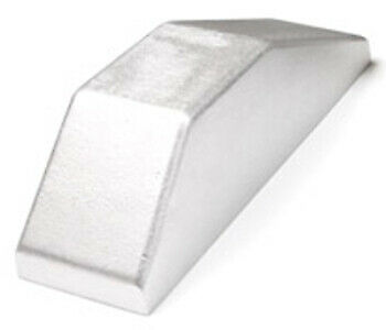 """Blanked Cast End Tank For Welded Application 12"""" X 4.5"""" (1 Piece)"""
