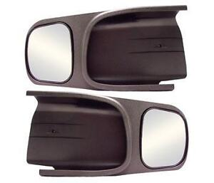 Insertions - Miroirs de remorquage Dodge RAM 1500 - 2002-2006