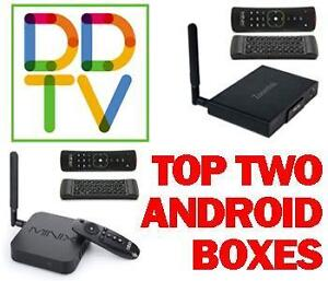#1 RATED TV BOXES MINIX U1, ZOOMTAK T8V, MOVIES, TV SHOWS, NETFLIX, RETRO GAMING, TECH SUPPORT, DDTV APP, FREE SHIPPING!