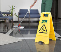 PROFESSIONAL OFFICE AND COMMERCIAL CLEANING!