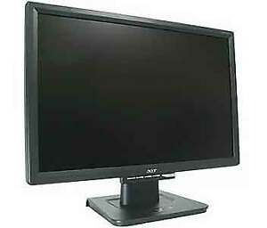 "Acer AL1916Wb  19"" LCD Monitor & Two Cables, very good condition"