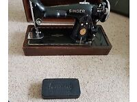 201-2 Singer sewing machine
