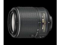 NIKON DX digital camera lense