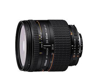 Nikon AF 24-85 mm F/2.8-4 D IF