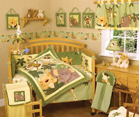 Nojo Jungle Babies bedding