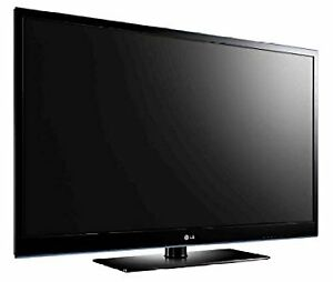 "LG 42"" HDTV 720P Anti-Glare Skin Glass 600Hz Plasma TV"