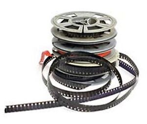 Films 8mm et Super 8 sonores ou muets