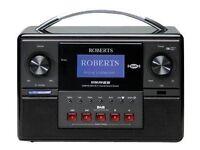 Roberts Stream 83i WiFi / DAB / FM Internet Radio Music System