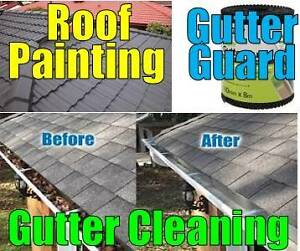 FROM $1350 ROOF RESTORATION, GUTTER CLEANING, HOUSE PAINTING Blacktown Blacktown Area Preview