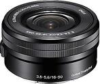 Refurbished: Sony E 16-50 mm F3.5-5.6 OSS PZ 40,5 mm filter
