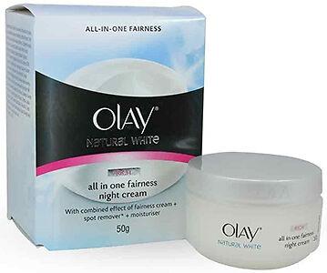 Olay Natural White Night Cream