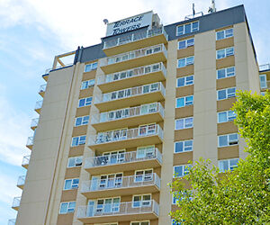 Terrace Tower - 11025-82 Ave.