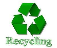 Free electronic recycling free drop-off
