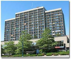 1 bdrm suite near Central City Shopping Centre!