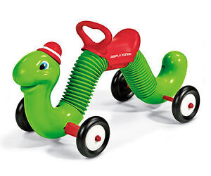 Radio Flyer THE INCHWORM in MINT Condition!
