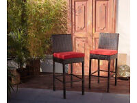 Jakarta Patio Table with two chairs