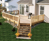 LONDON TOP QUALITY DECK BUILDERS
