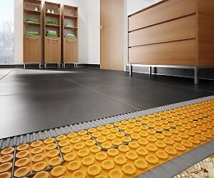 Schluter Under Floor Heating