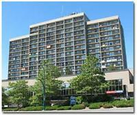 2 bdrm at Surrey Village across from King George Sky Train
