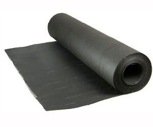 4 Full rolls tar/felt paper for building construction