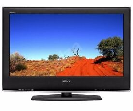 "Sony 32"" inch HD Ready Flat LCD TV, Freeview built in, 2 x HDMI not 37 24 28 Will Deliver Locally"