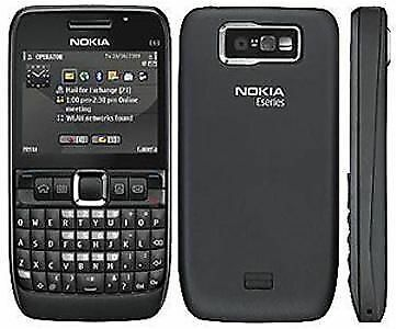 Nokia E63 QWERTY KEYPAD IMPORTED PHONE ( BLACK , RED ,BLUE ,WHITE ) AVAILABLE for sale  SINHASA