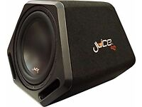 Juice A12 1200W active subwoofer in custom enclosure (2nd hand)